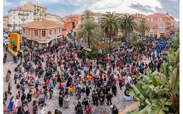 Fête des citrons à Menton - Photos : Atout France / Robert Palomba